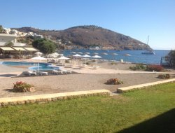 Leros Island hotels with swimming pool