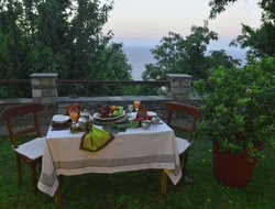 Mouresi hotels with sea view