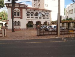 Uberaba hotels with restaurants