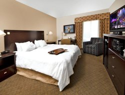 Top-5 hotels in the center of Asheboro