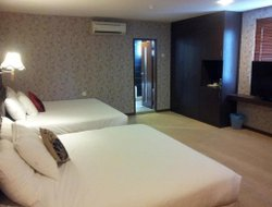 Malacca hotels with sea view