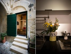 Matera hotels with restaurants