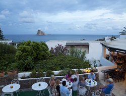 Panarea Village hotels with restaurants