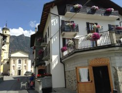 Top-5 hotels in the center of Chiesa in Valmalenco