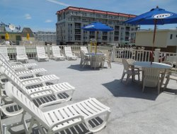 Wildwood Crest hotels with restaurants