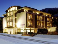 Top-10 hotels in the center of St. Anton