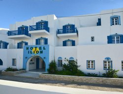 Top-10 romantic Naxos Town hotels