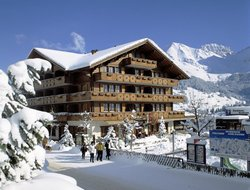 Adelboden hotels with swimming pool