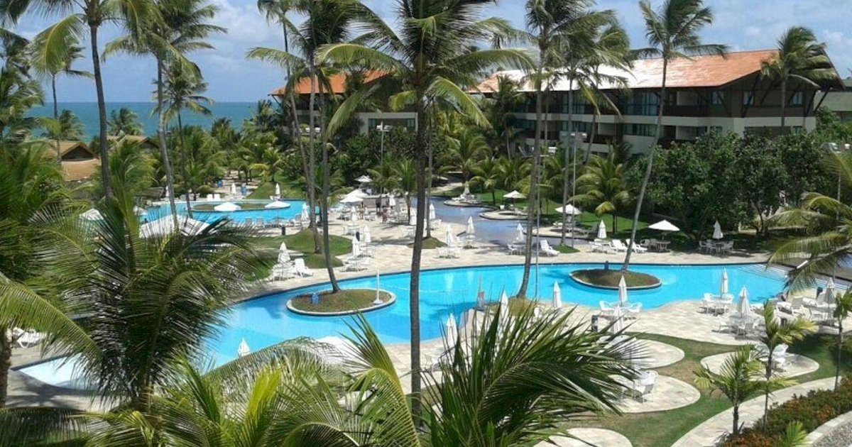 FLAT MARULHOS SUITES E RESORT