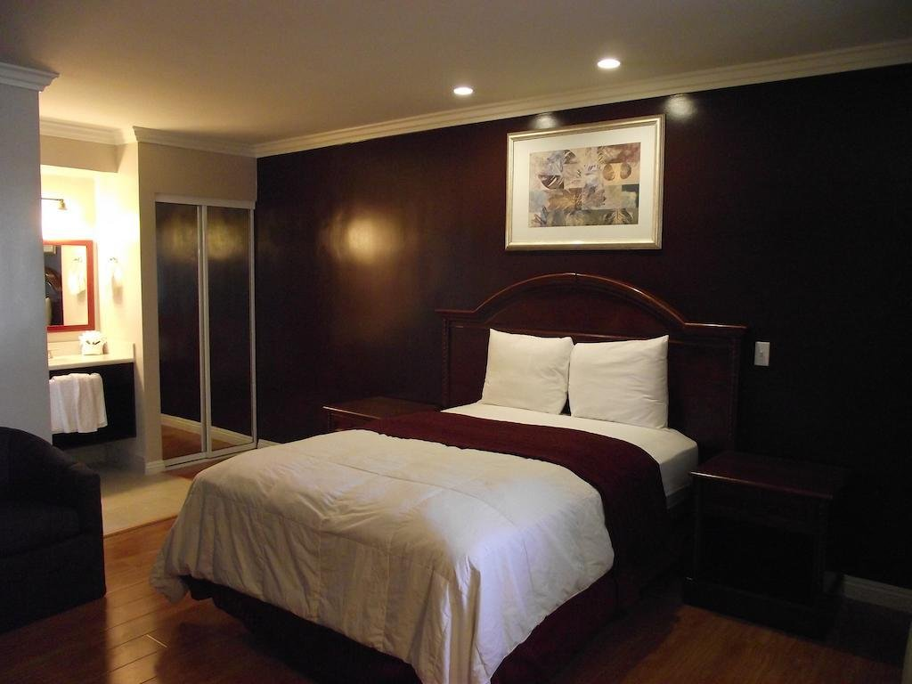 Cheap Motel in Downtown Los Angeles