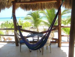 Holbox hotels with sea view