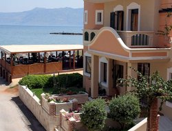 Top-4 hotels in the center of Kissamos