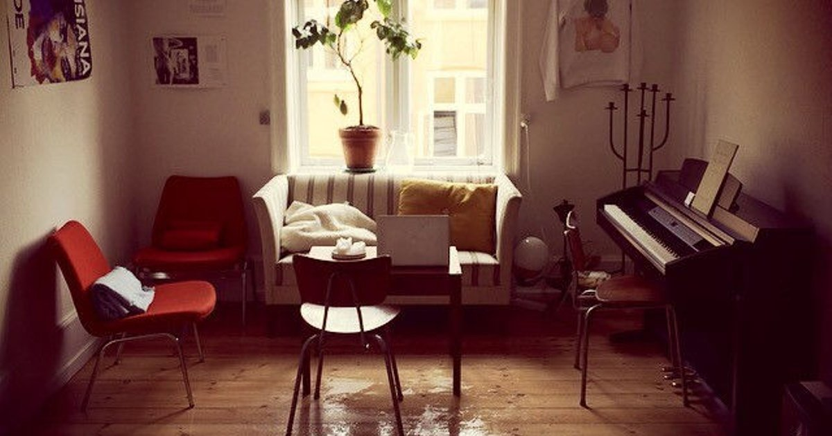2 charming rooms in center of Cph!