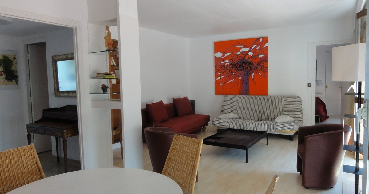 Apartment Syle Centre Paris