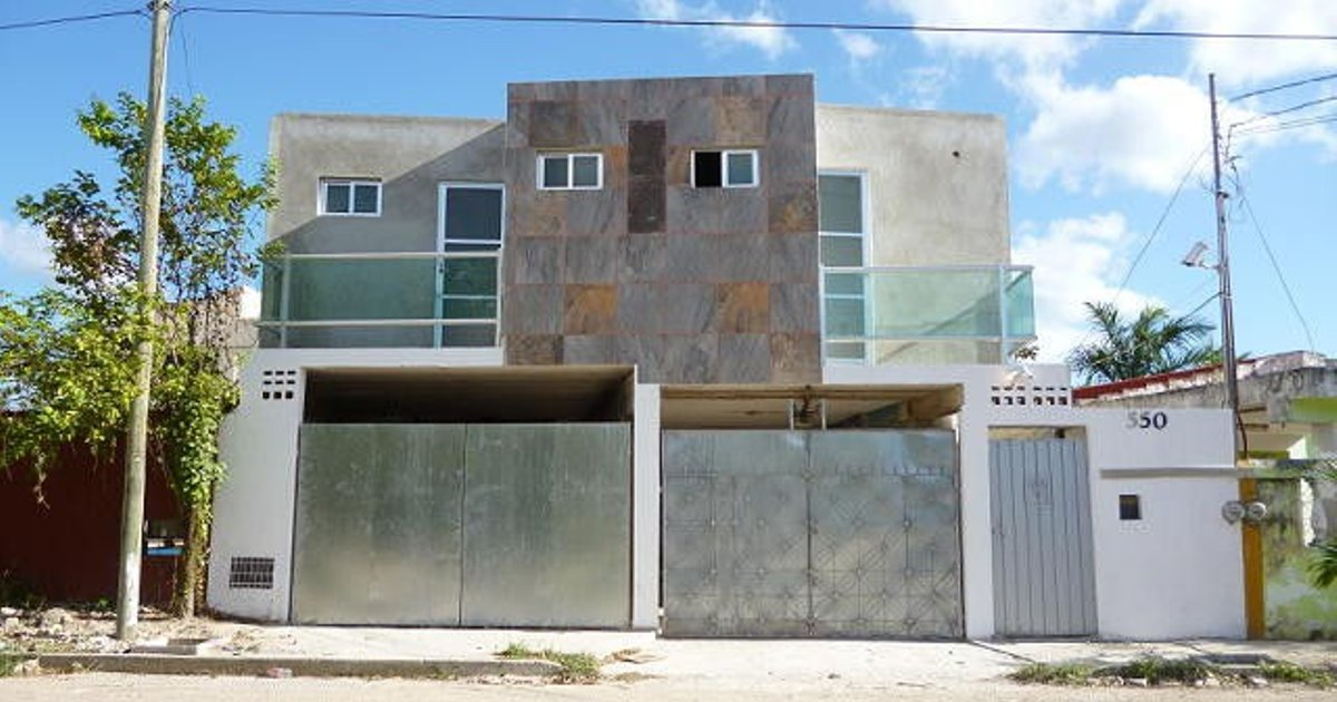 Two studios for rent in Merida Yuc