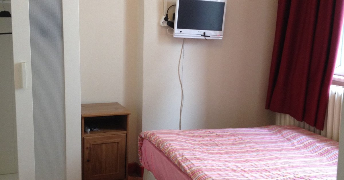 Double bed( private shower-wc)