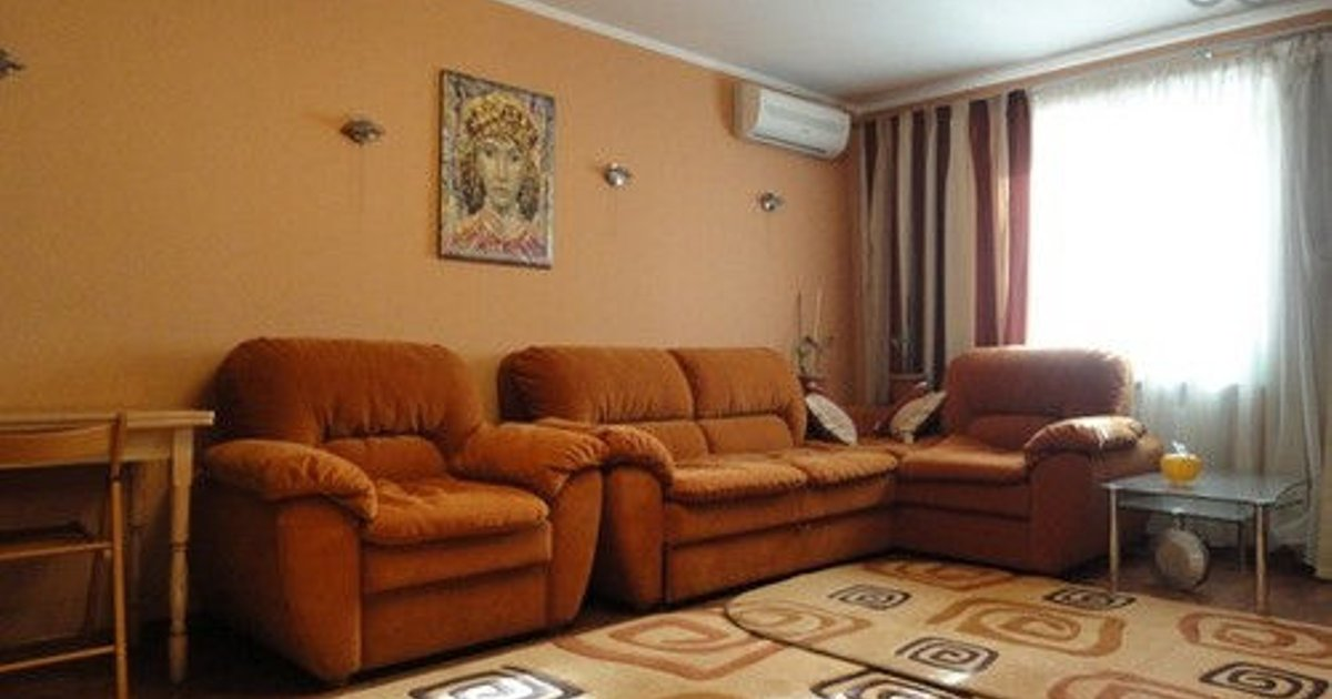 2 rooms apartment in Kiev Left bank