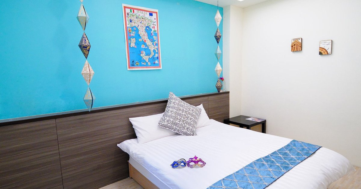 Room for 2 in Taichung downtown - 2