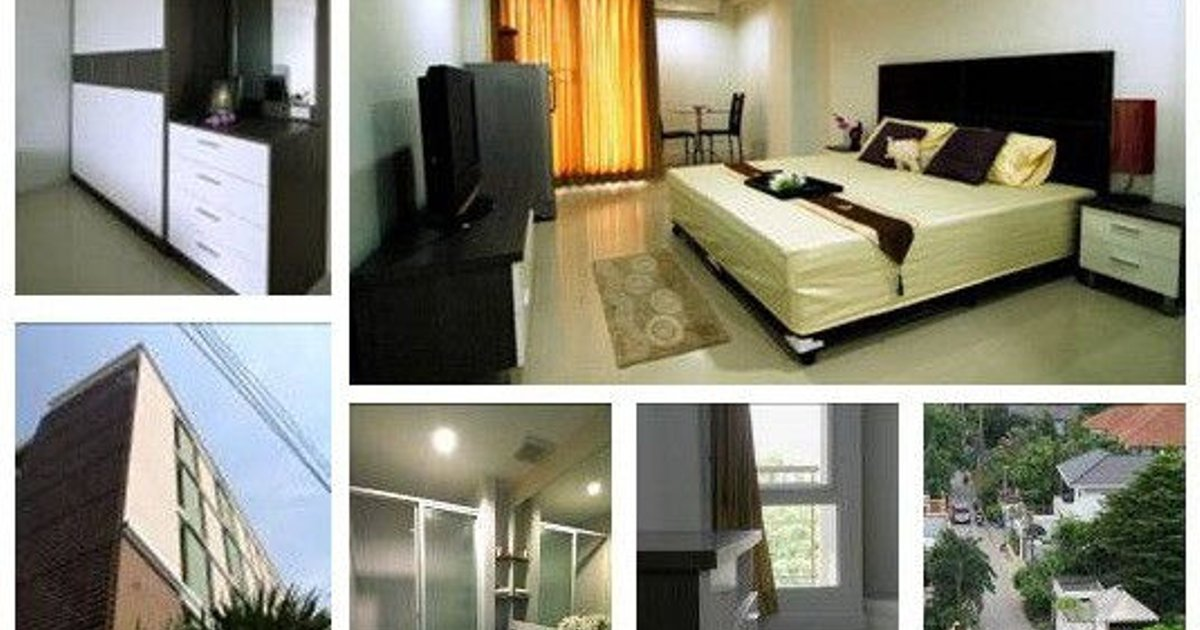 Studio Rooms for rent in Bangkok