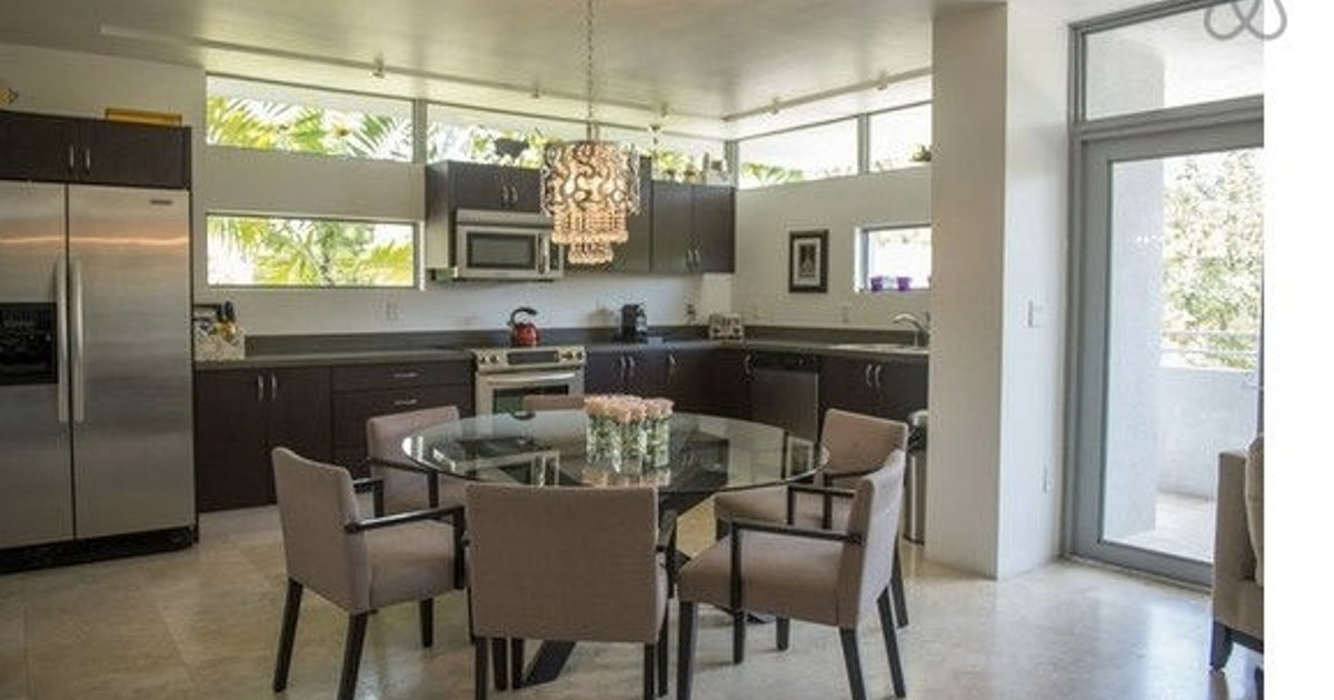 Furnished Contemporary Modern TH