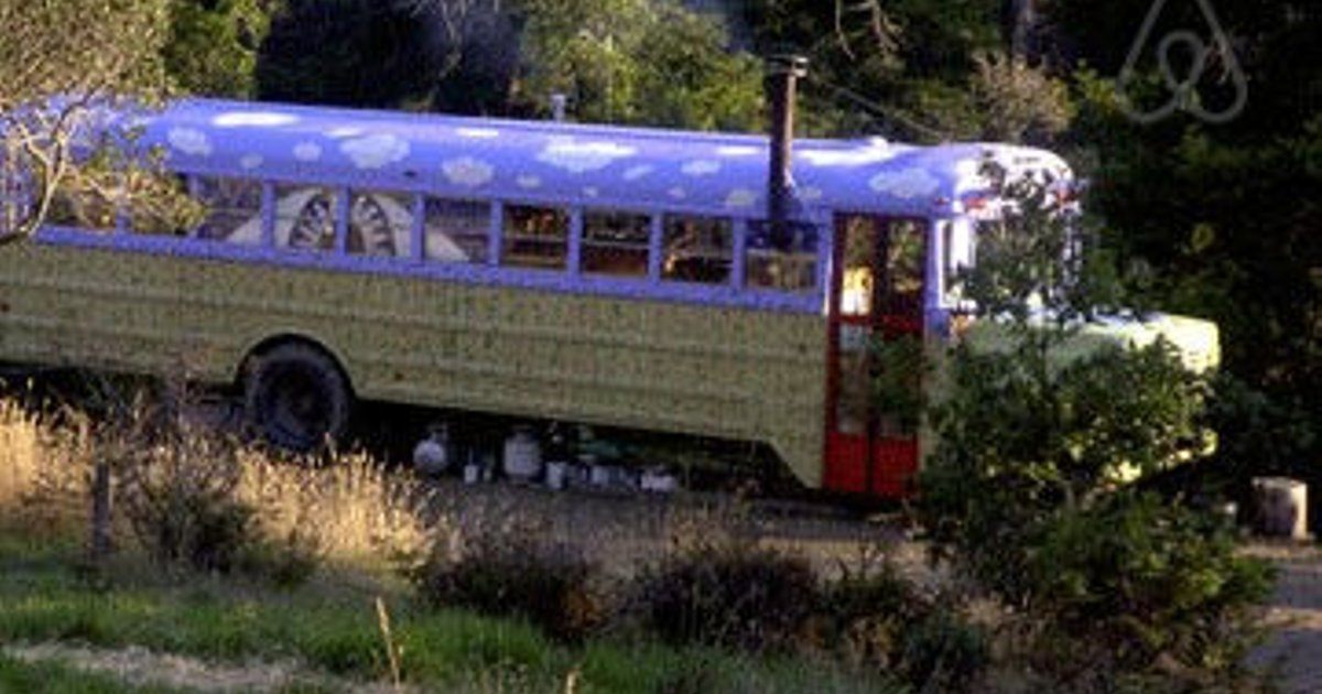 Bohemian Bus Beautiful
