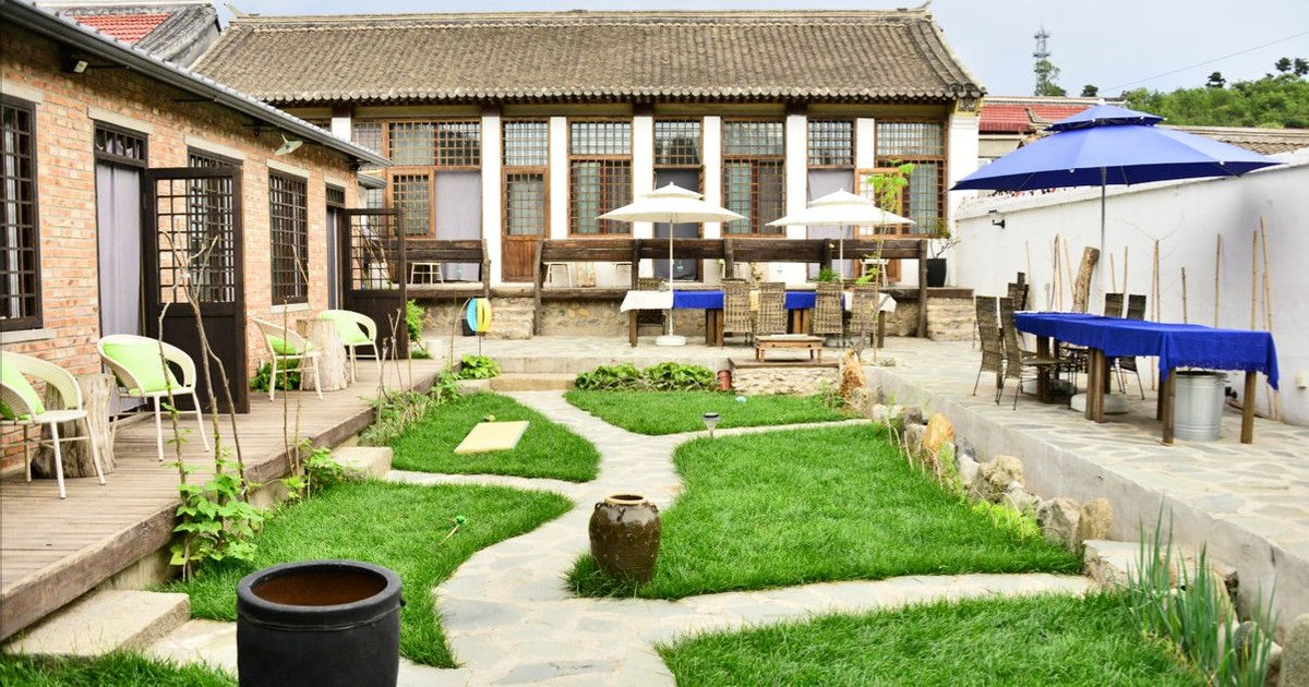 Quaint B&B near wild Great Wall