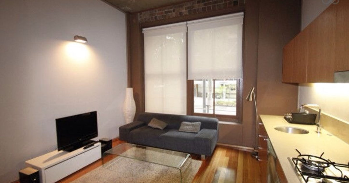 Stylish central 1 bed flat