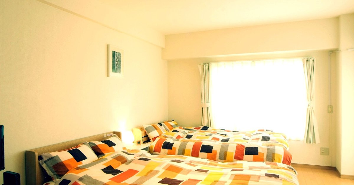 Safe residence close Shinjuku, 1BR