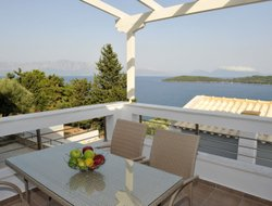 Lefkada Island hotels with sea view