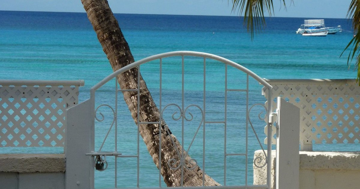Barbados St James Beach