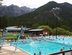 Fairmont Hot Springs hotels with swimming pool