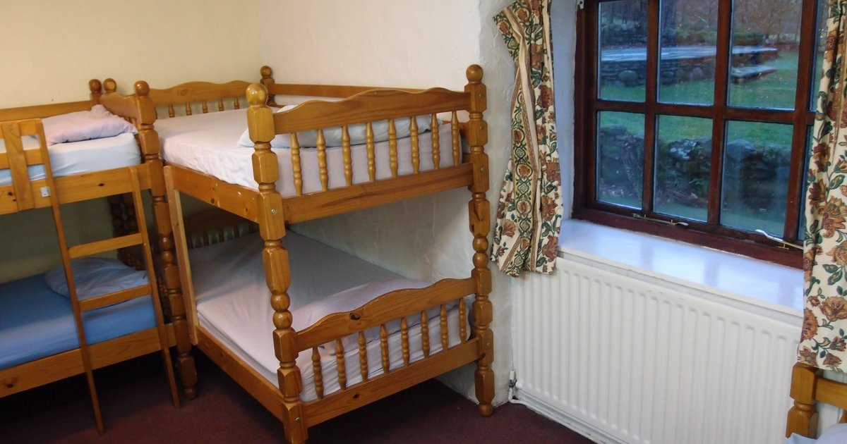 7 bed room in bunkhouse