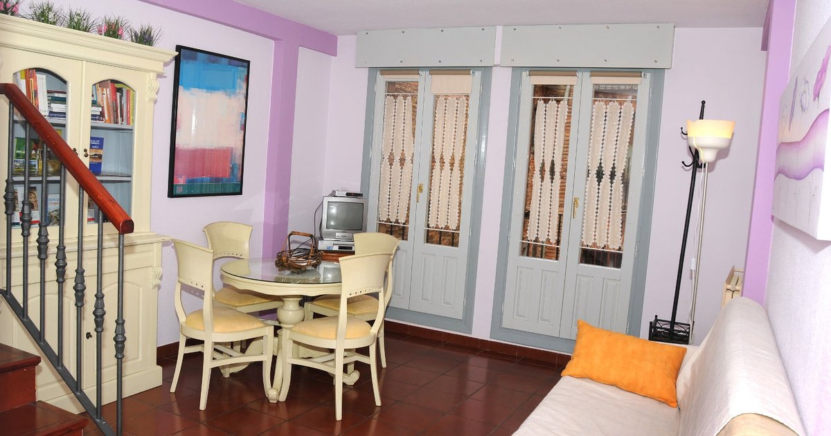 Charming apartment in Soria.