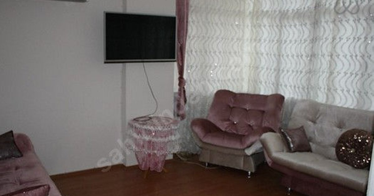 Furnished Flat w Garden @ ANTALYA