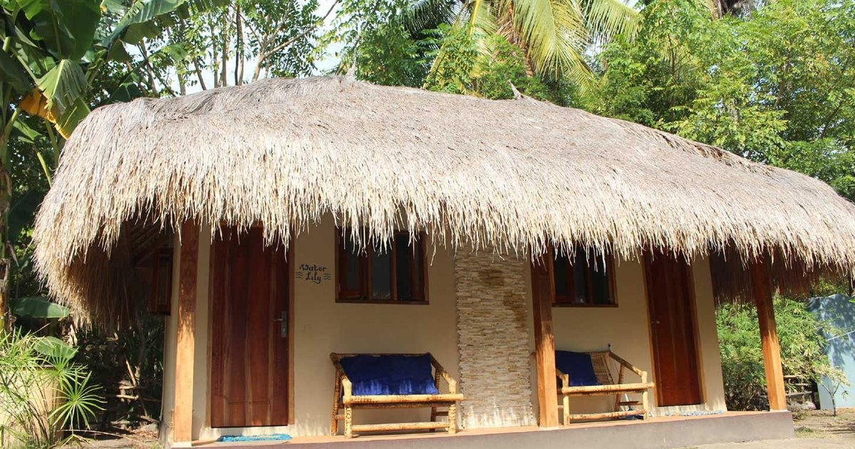 Private Bungalow for couples