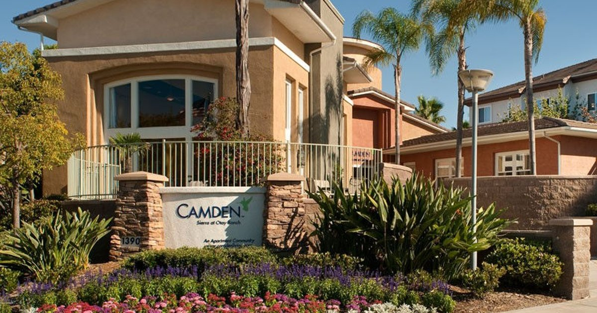 camden sierra apartments