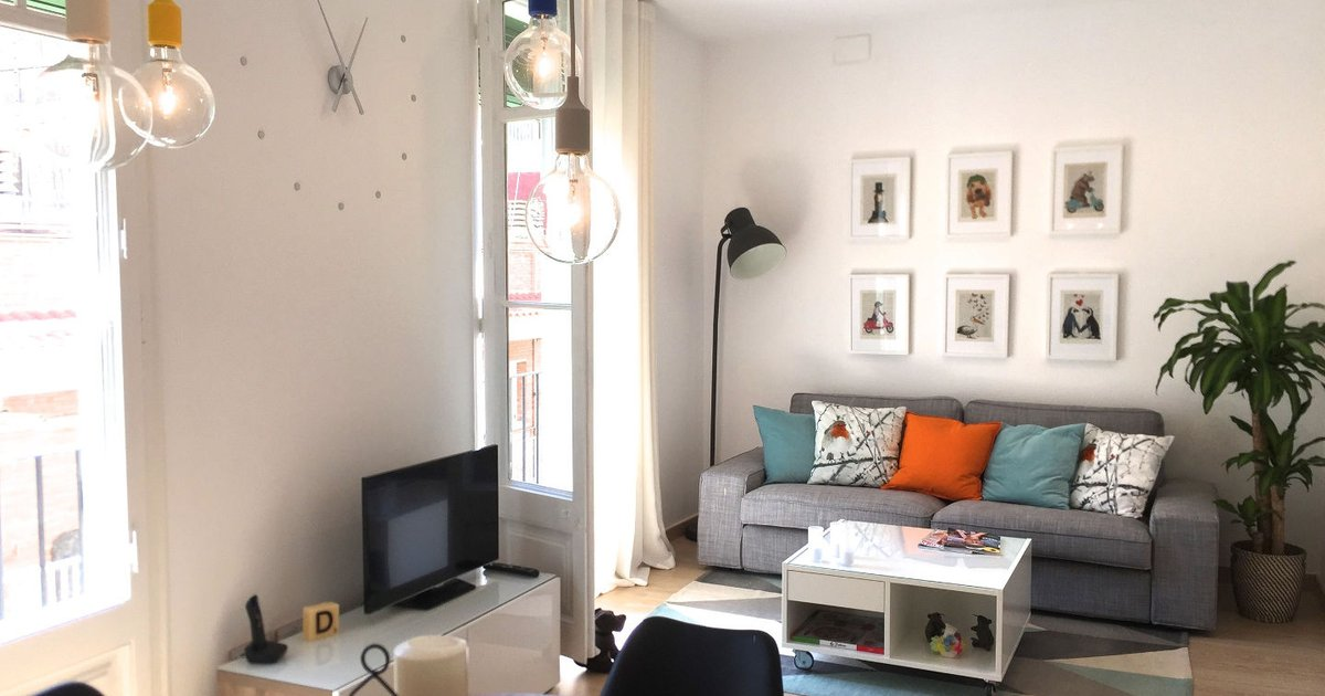 Stylish Flat in BCN city center