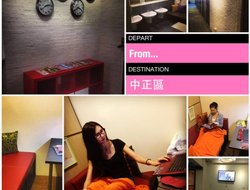 Business hotels in Taiwan