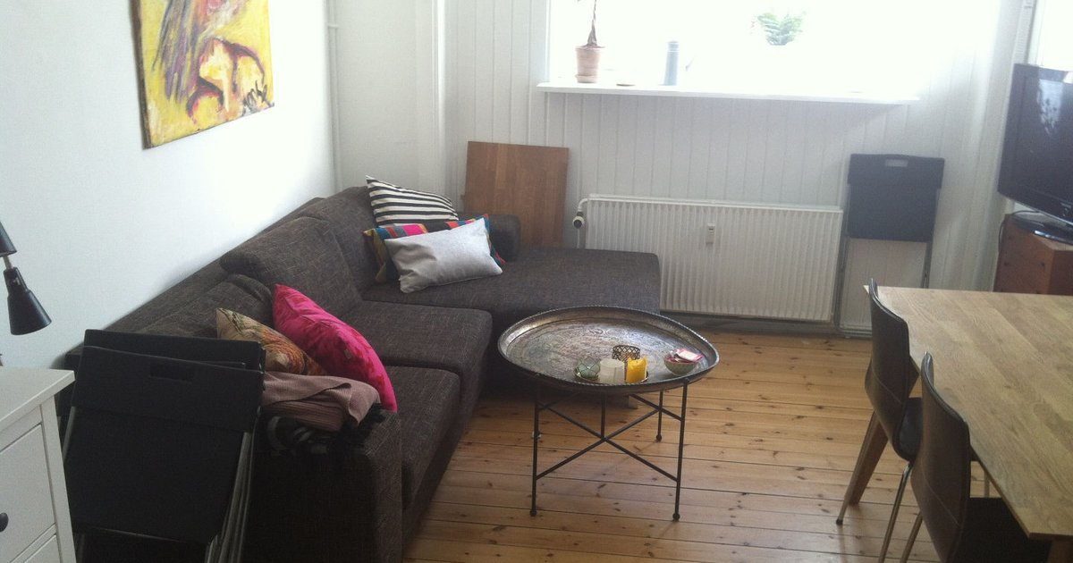 Apartment in Copenhagen, Norrebro,