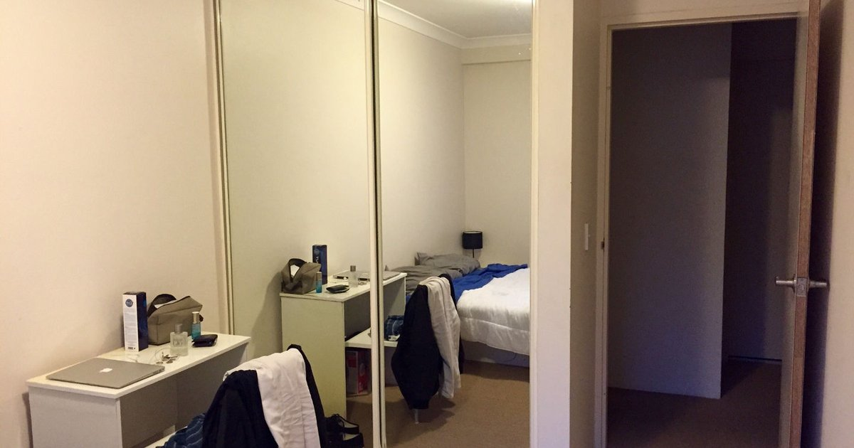 Double Bedroom in Redfern.