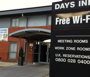 Days Inn Hotel Telford Ironbridge