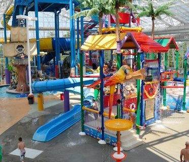 Big Splash Adventure Hotel and Indoor Water Park