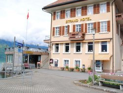 Top-3 hotels in the center of Iseltwald