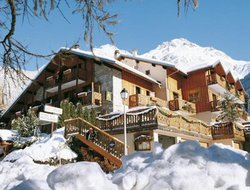 Pralognan-la-Vanoise hotels with restaurants