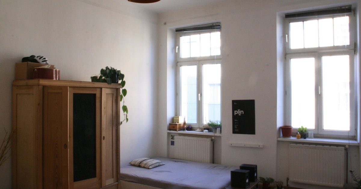 Shared Flat / Spacious&Bright Room!