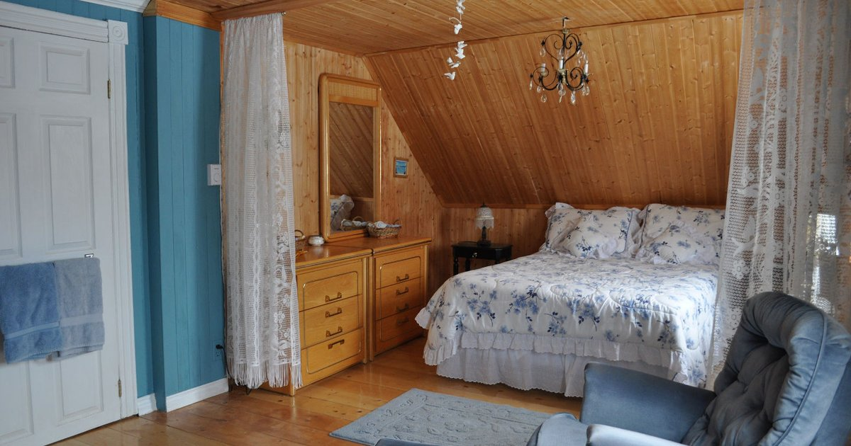Gite Petit B&B blue room