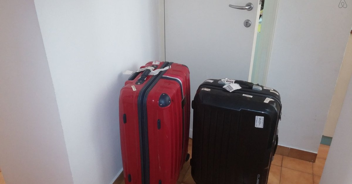 Luggage Storage Space - Rome Center
