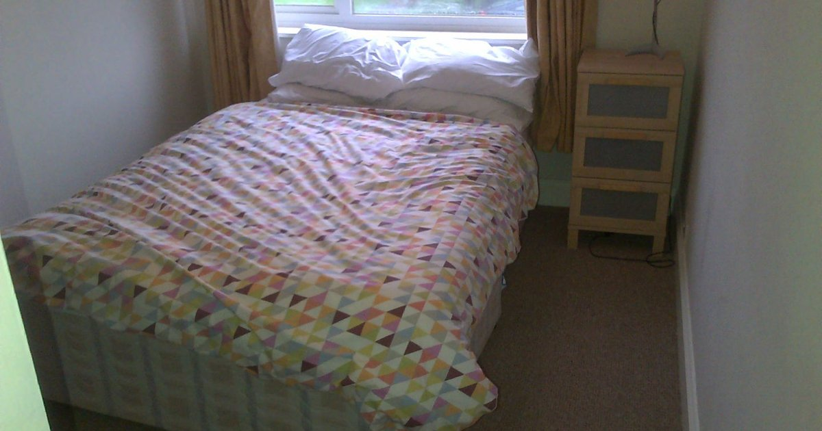 Private Double Bedroom (WIFI)