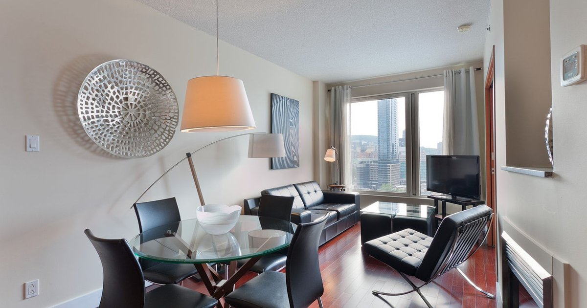 Wonderful condo - Old Montreal