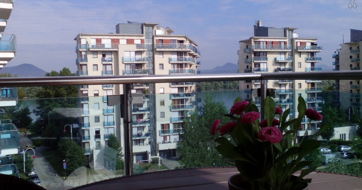 Luxory appartment with Danube wiew